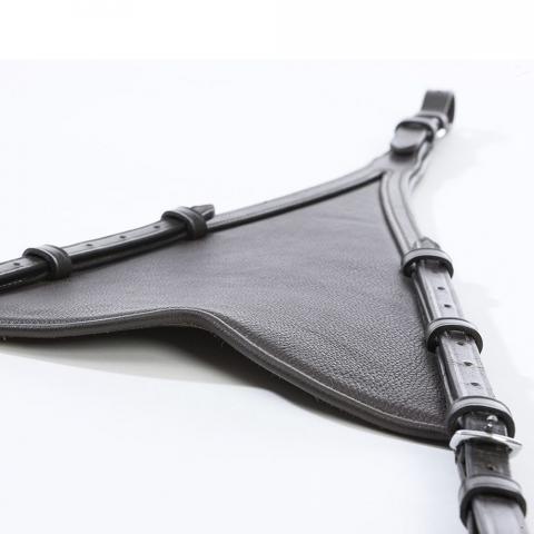 Wytoczek Kavalkade ze wstawką trójkątną czarny
