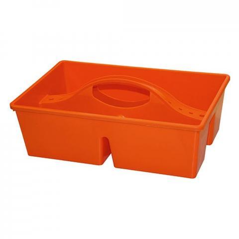 Pojemnik na akcesoria Kerbl pomarańczowy