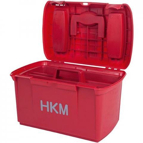 Skrzynka na akcesoria HKM czerwona