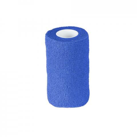 Bandaż samoprzylepny Horze Flex niebieski