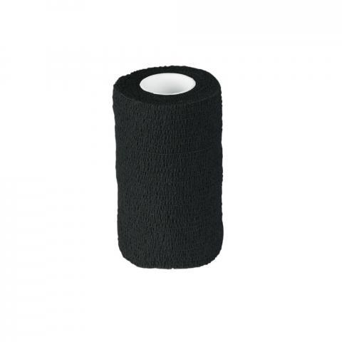 Bandaż samoprzylepny Horze Flex czarny