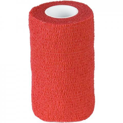Bandaż samoprzylepny Horze Flex czerwony
