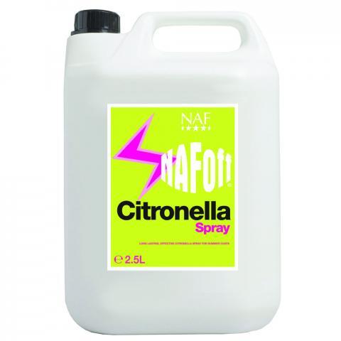 Preparat przeciw owadom NAF Citronella spray