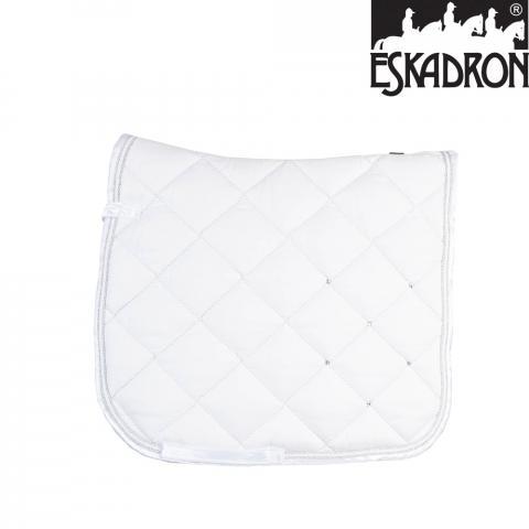 Czaprak Eskadron Platinum Cotton Crystal white, biały 2013