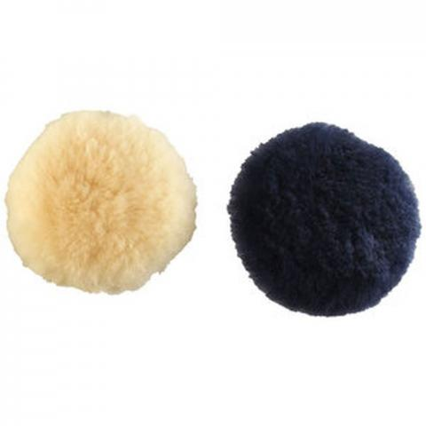 Podkładka z futra naturalnego do nachrapnika meksykańskiego Ekkia czarna