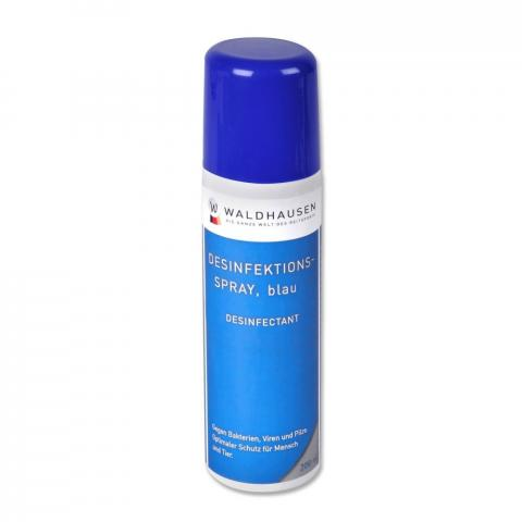 Spray do dezynfekcji niebieski