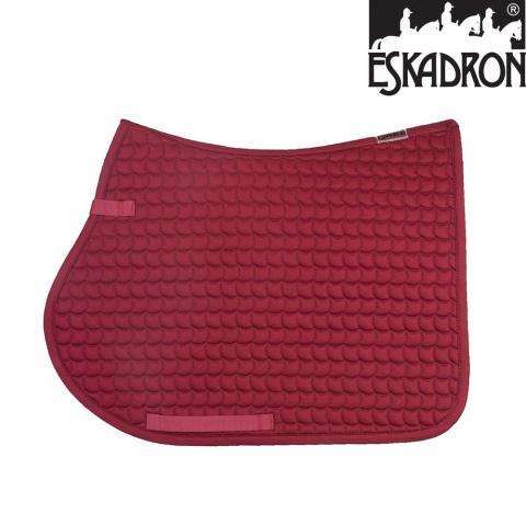 Czaprak Eskadron Basics Cotton dark red, bordowy