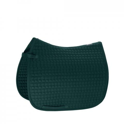 Czaprak Eskadron Basics Cotton racinggreen, zielony