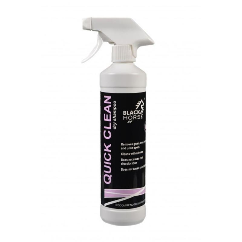 Suchy szampon Black Horse
