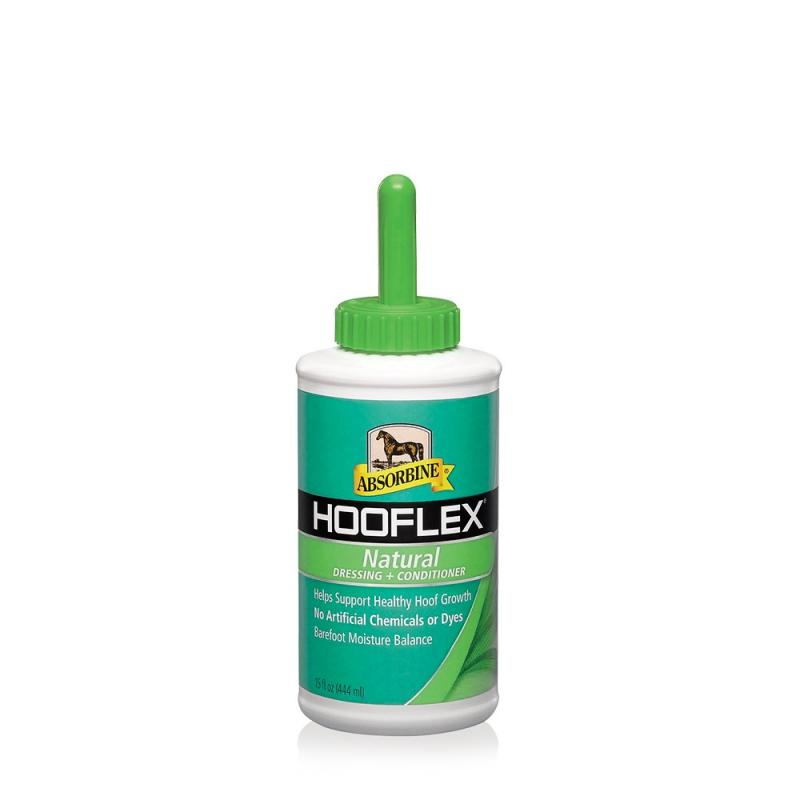 Olej do kopyt Absorbine Hooflex Natural Dressing + Conditioner