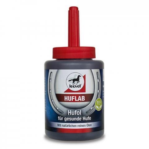 Olej do kopyt Leovet Huflab z pędzelkiem - naturalne olejki