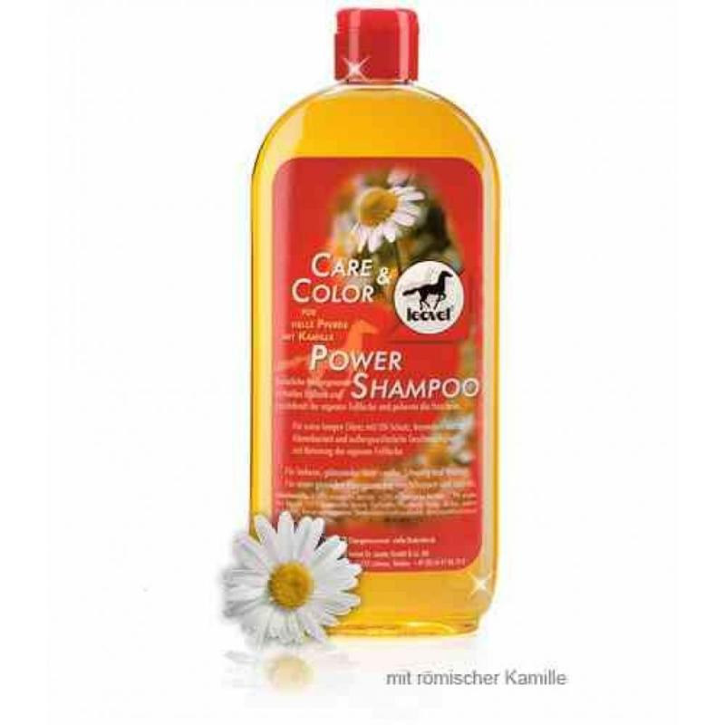 Szampon rumiankowy Leovet Power Shampoo
