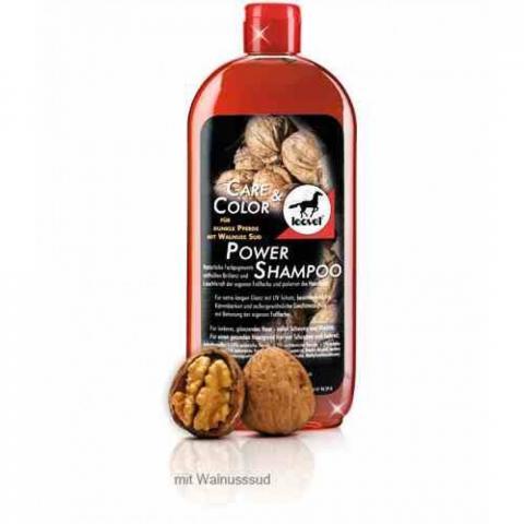 Szampon orzechowy Leovet Power Shampoo