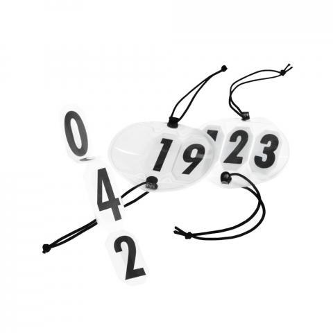 Numery startowe