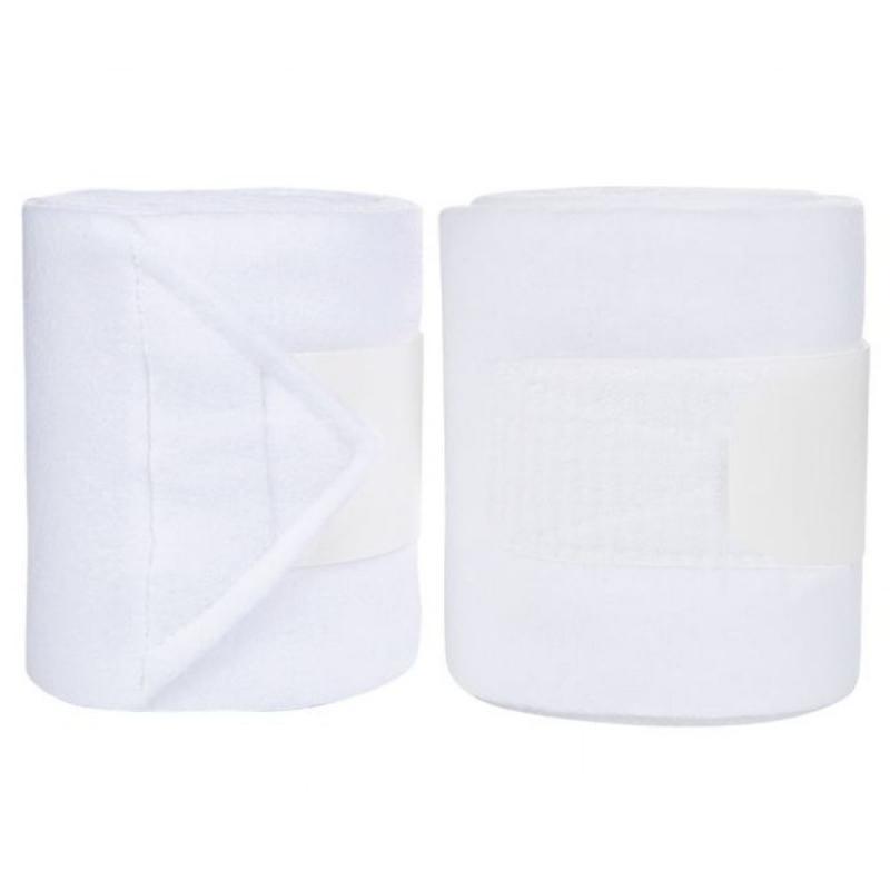 Bandaże polarowe HKM Innovation czerwone