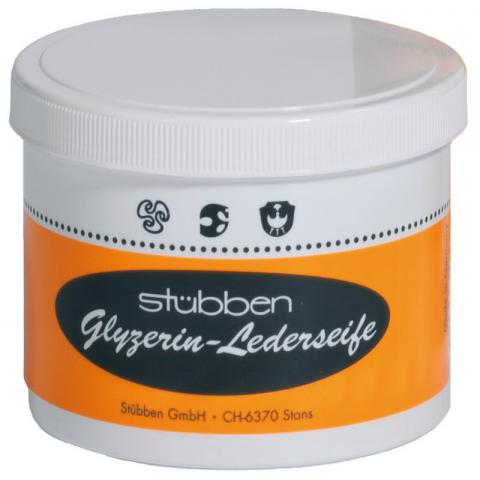 Mydło glicerynowe do skór Stubben