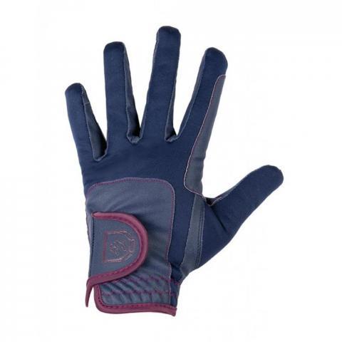 Rękawiczki zimowe HKM Morello indigo