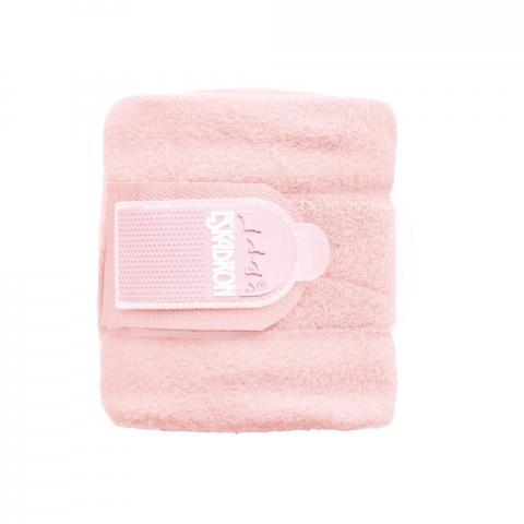 Bandaże polarowe Eskadron Basics Powderrose, różowy