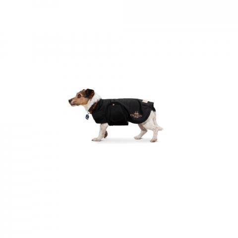 Derka dla psa Eskadron Heritage Softshell Black, czarna 2020/2021