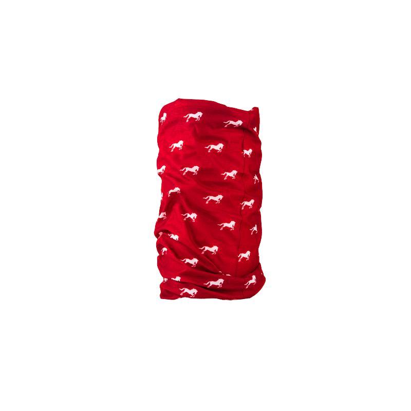 Chusta wielofunkcyjna Comodo czerwona