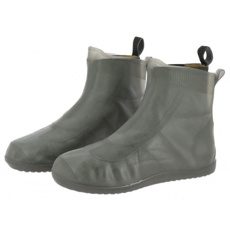 Ochraniacze na obuwie Ekkia gumowe szare