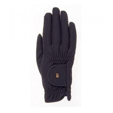 Rękawiczki zimowe Roeckl Grip Junior czarne