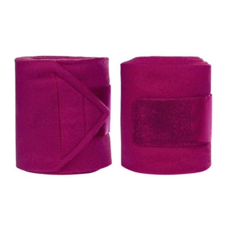Bandaże polarowe HKM Innovation bordowe