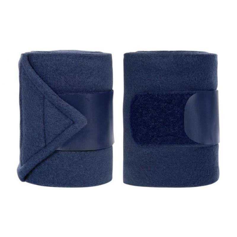 Bandaże polarowe HKM Innovation granatowe