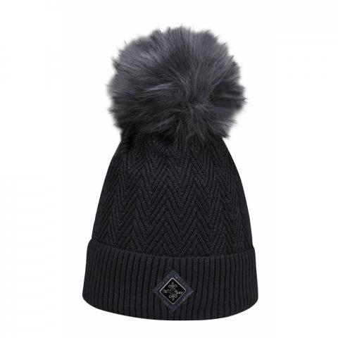 Czapka zimowa Fair Play Lahti czarna