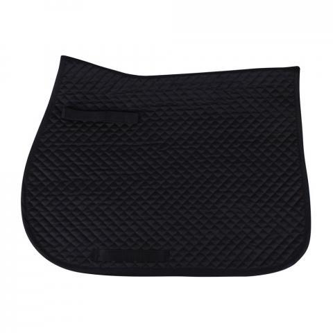 Czaprak QHP Color Black, czarny