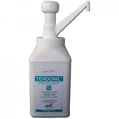 Żel likwidujący zmęczenie mięśniowe LPC Tendonil kanister z pompką