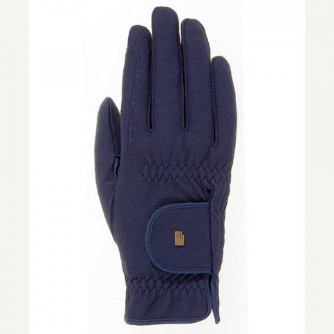 Rękawiczki Roeckl-Grip Winter granatowe