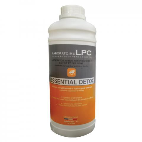 Preparat dla prawidłowego funkcjonowania wątroby i nerek LPC Essential Detox