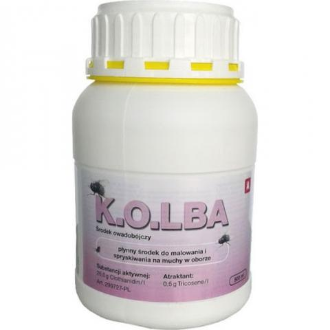 Środek do zwalczania owadów Kolba