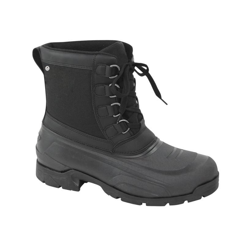 Buty stajenne zimowe Waldhausen Montreal czarne