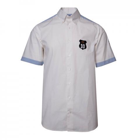 Koszula turn. biała, Hamilton Riding Shirt