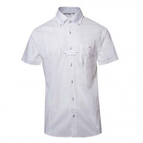 Koszula konk. Schockemoehle Stan biała