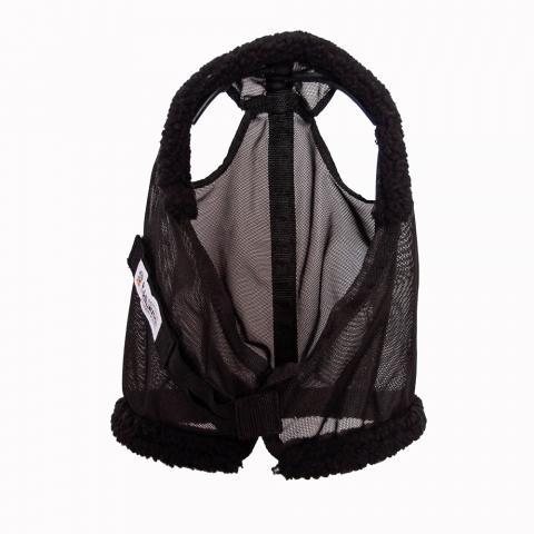 Maska siatkowa przeciw muchom Waldhausen czarna