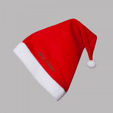 Czapka bożonarodzeniowa na kask Ekkia