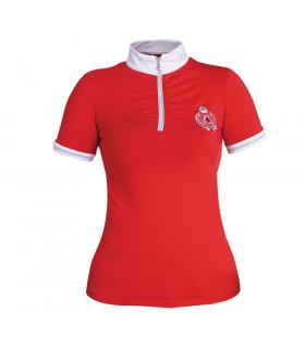 Bluzka konkursowa FP Julia czerwona