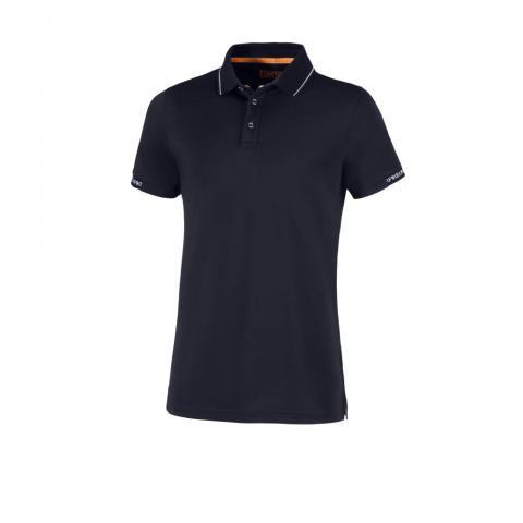 Koszulka męska polo Pikeur Finno navy, granatowy 2021