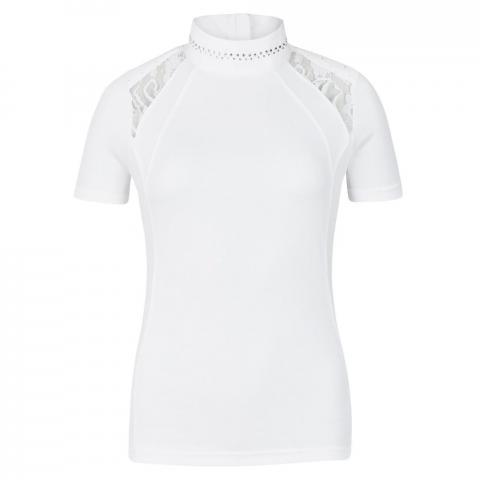 Koszulka konkursowa Busse Caira biała