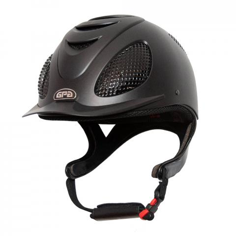 Kask GPA Speed Air Concept 2x czarny