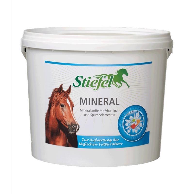 Dodatek żywieniowy bilansujący niedobory mineralne Stiefel Mineral