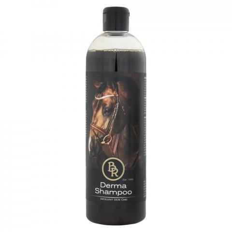 Szampon dla koni z problemami skórnymi BR Derma Shampoo