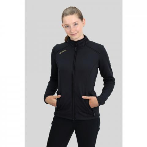 Bluza termoaktywna damska Top Reiter Basic czarna