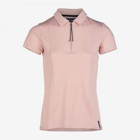 Koszulka konkursowa damska B Vertigo Claudine różowe