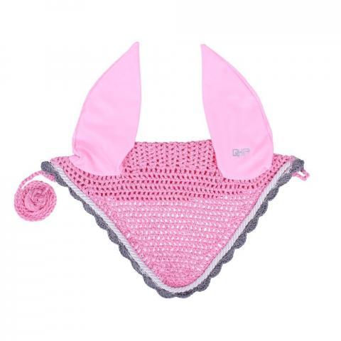 Nauszniki QHP Flamingo Pink
