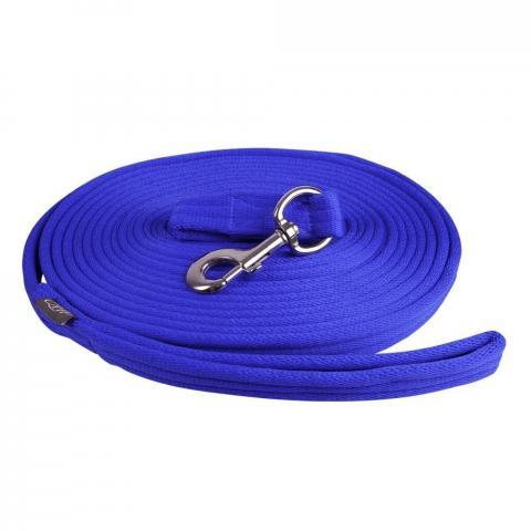 Lonża QHP navy blue, kobaltowa