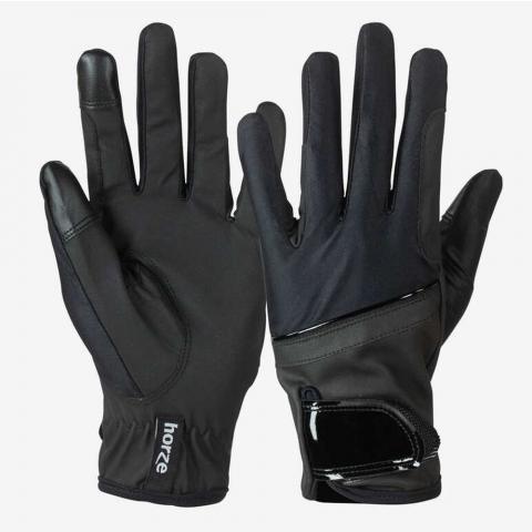 Rękawiczki damskie Lycra Gloves czarne